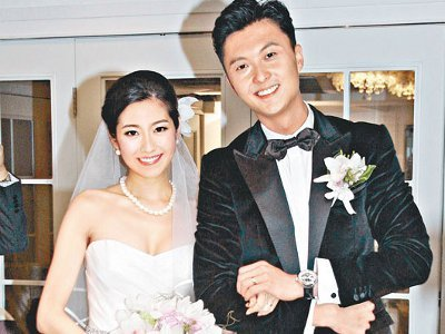 YOYO CHEN FILED FOR DIVORCE