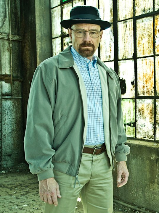Outstanding Lead Actor in a Drama Series: Bryan Cranston,