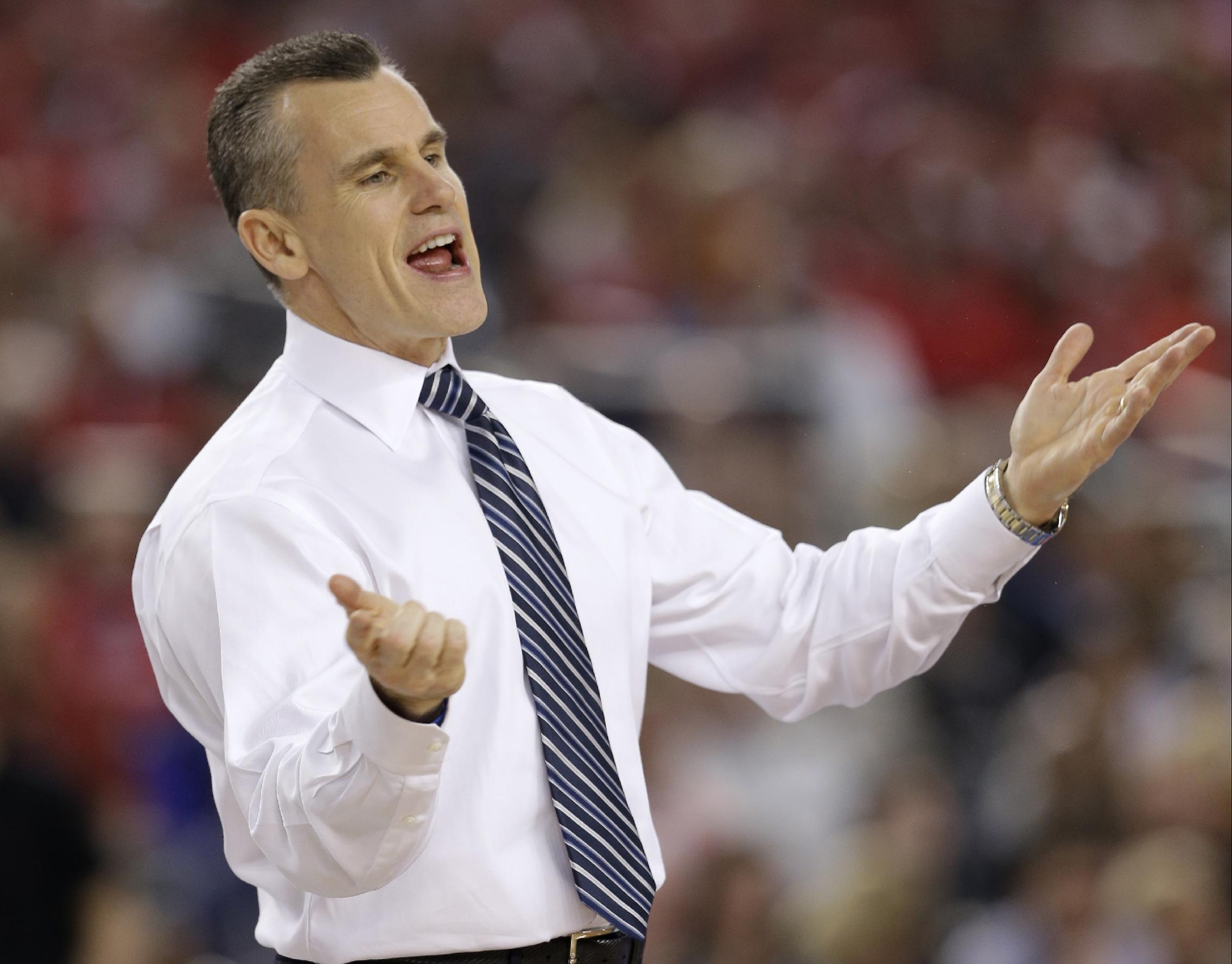 Donovan says goodbye, Florida moves on with coaching search