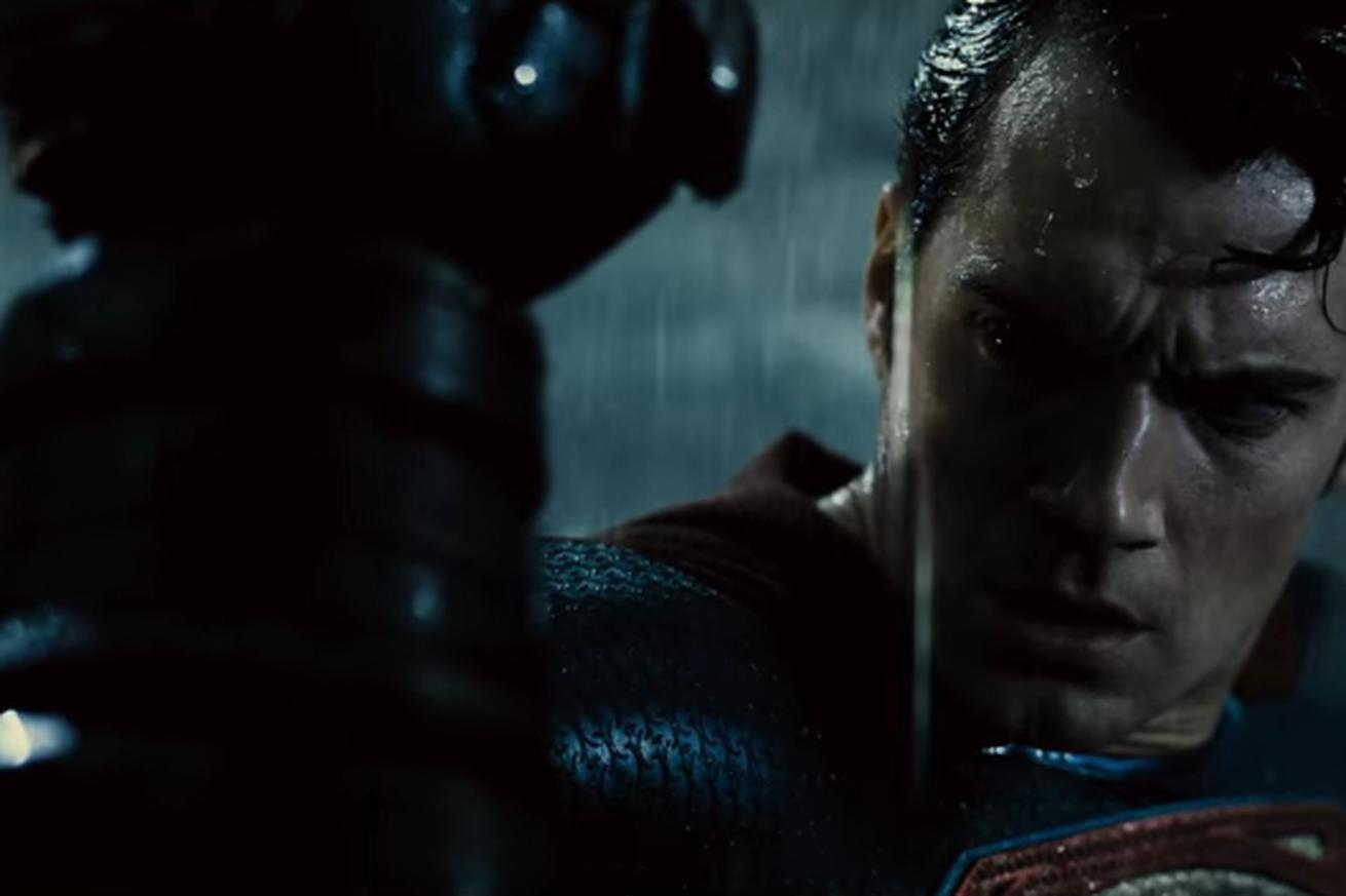 The final Batman v. Superman trailer is here and it's intense