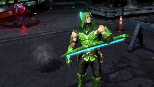 Infinite Crisis: Green Arrow Spotlight