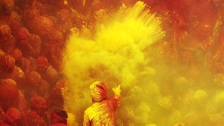 Holi : India's Festival of Colors
