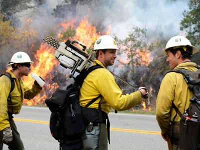 Officials: Big Sur Fire Now 74 Percent Contained