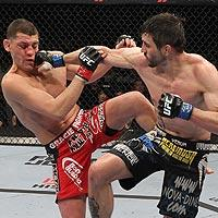 Carlos Condit faced with controversy instead of praise after using perfect game plan to beat Nick Diaz