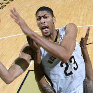 Anthony Davis among NBA's most improved players