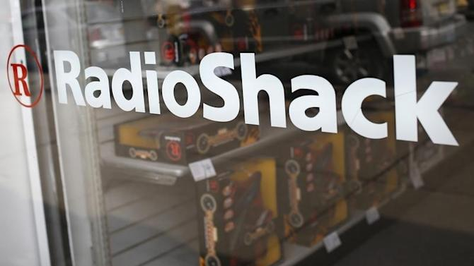 The exterior of a RadioShack store is seen in the Queens borough of New York