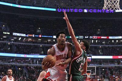 Derrick Rose only plays well when he gets to rest