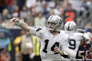 Dose: McGloin Gets Nod Again
