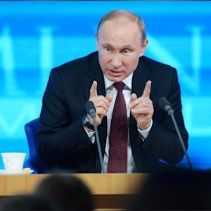 Putin: 'I Envy' Obama's Spy Program