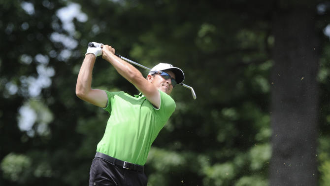 Scott Langley leads Travelers Championship