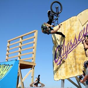 Mongoose BMX Pro Greg Illingworth BMX at Texas Toast
