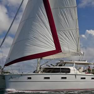 Antares University-Learn To Sail a Catamaran