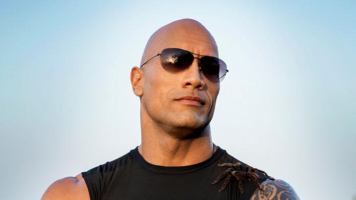 """The Hero"" Season 1 - Dwayne ""The Rock"" Johnson"