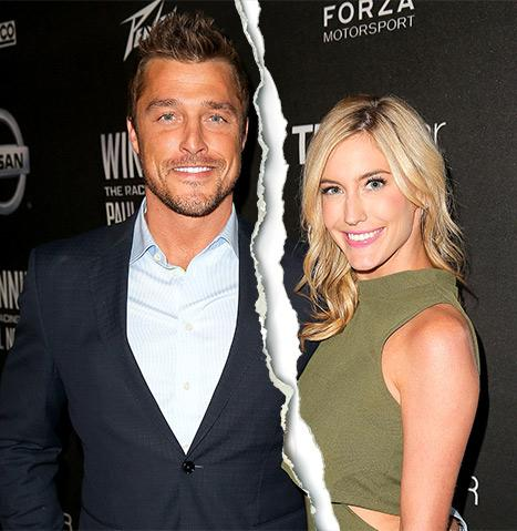 Chris Soules, Fiancee Whitney Bischoff Split Two Months After Bachelor Finale