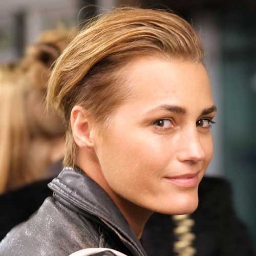 Have You Seen Yasmin Le Bon's Awesome New Undercut?!