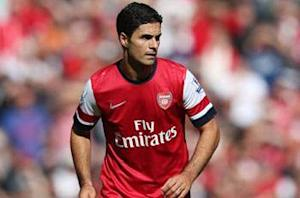 Arteta: I've changed my approach to fit Arsenal's system