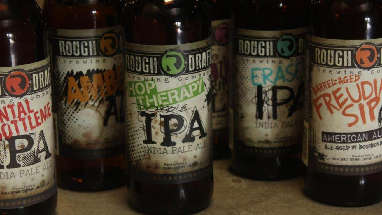 Rough Draft Brewing Company Launches Tasting Room Food Menu