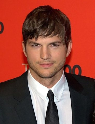 Ashton Kutcher Challenged CNN