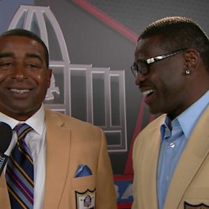 Pro Bowl captains sound off at Hall of Fame