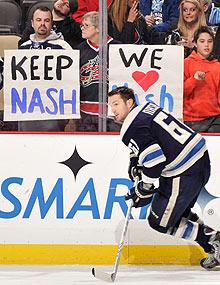 NHL Trade Deadline: Rick Nash's status & other burning questions