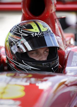 Indy Lights champ Karam keeps eye on Indy 500