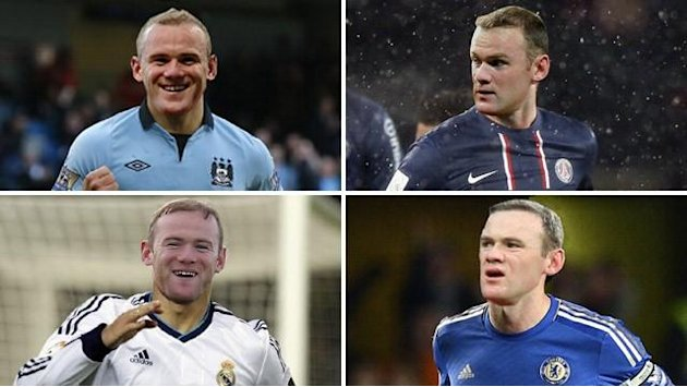 Premier League - Where next for Wayne Rooney?