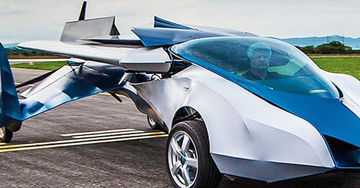15 Reasons Why Flying Cars Are Not All That Crazy