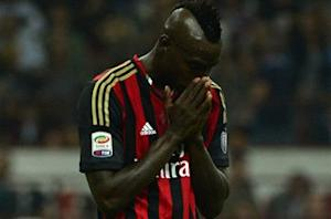 Milan opts against Balotelli appeal
