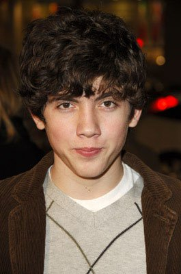 Carter Jenkins at the LA premiere of Warner Bros. Pictures' Firewall