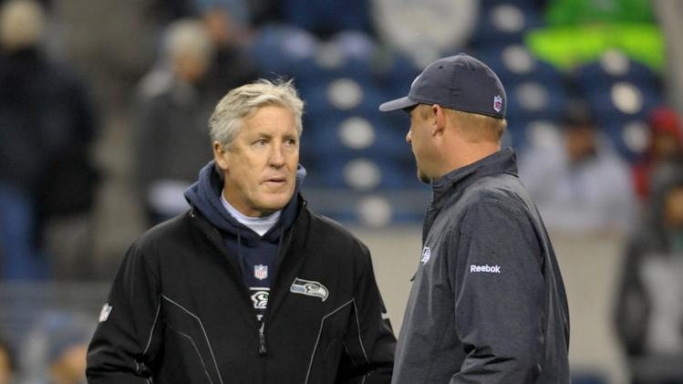 NFL: Philadelphia Eagles at Seattle Seahawks