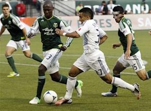 Timbers top Whitecaps 2-1 to end winless streak
