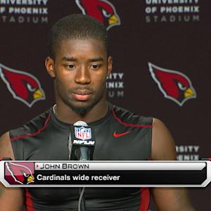 Arizona Cardinals postgame press conference