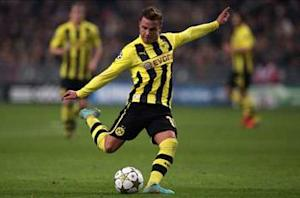 Agent: Gotze would have joined Manchester City if he wanted money