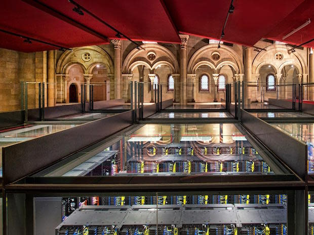 Using ARM chips and Linux, Barcelona center dreams of being 'Airbus of supercomputing'