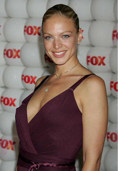 Kristin Lehman at the FOX Summer 2005 All-Star Party.