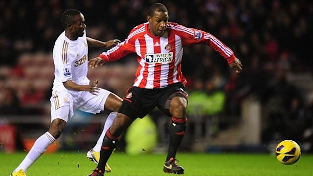 Titus Bramble confirms he is to leave Sunderland (PA Photos)
