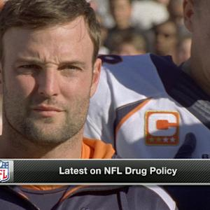 New NFL drug policy likely to come before Week 3