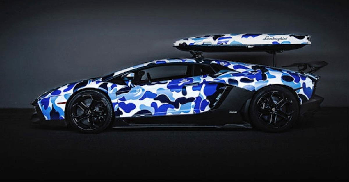 17 Insane Paint Jobs on Cars