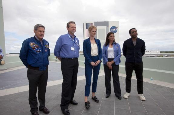 How NASA and 'The Martian' Teamed Up to Inspire Students About Mars