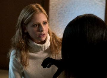 Sarah Michelle Gellar in Columbia Pictures' The Grudge