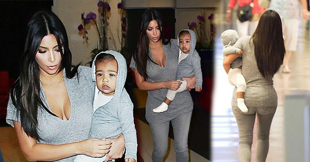 Kim's 12 Best Mommy Moments (Photos)
