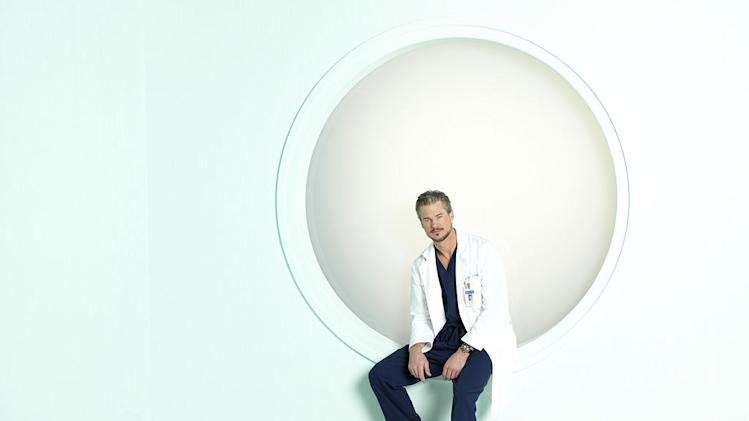 "Eric Dane stars as Mark Sloan in ""Grey's Anatomy."""