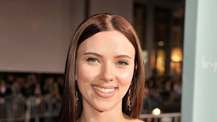 He's Just Not That Into You LA premiere 2009 Scarlett Johansson