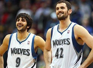 Ricky Rubio could be top factor in keeping Kevin Love happy with the Timberwolves