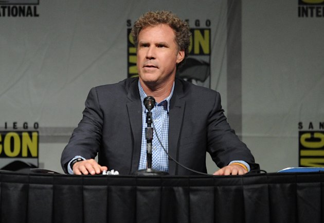 "Warner Bros. Pictures And Legendary Pictures Preview - ""The Campaign"" - Comic-Con International 2012"