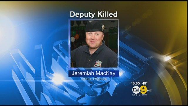 Fallen San Bernardino Deputy Allegedly Killed By Dorner Identified