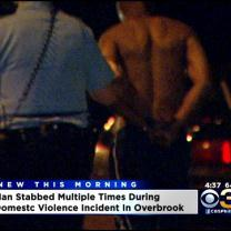 Man Hospitalized In Overbrook Stabbing