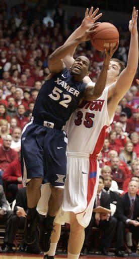 Dayton beats Xavier 87-72
