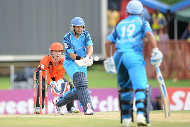 Karbonn Smart CLT20: Nashua Titans v Perth Scorchers in Pretoria, South Africa