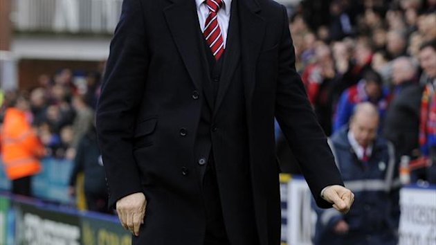 Ian Holloway, pictured, lauded the character of spot-kick hero Julian Speroni